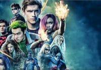 DC titans Saison 3