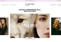 Code promo Le Pressing de LOLA