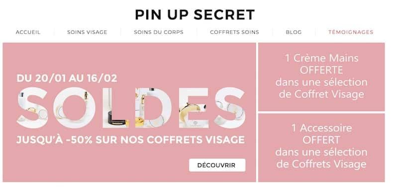 Code promo Pinup Secret
