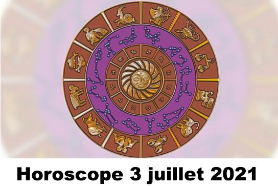 Horoscope 3 juillet 2021 gratuit
