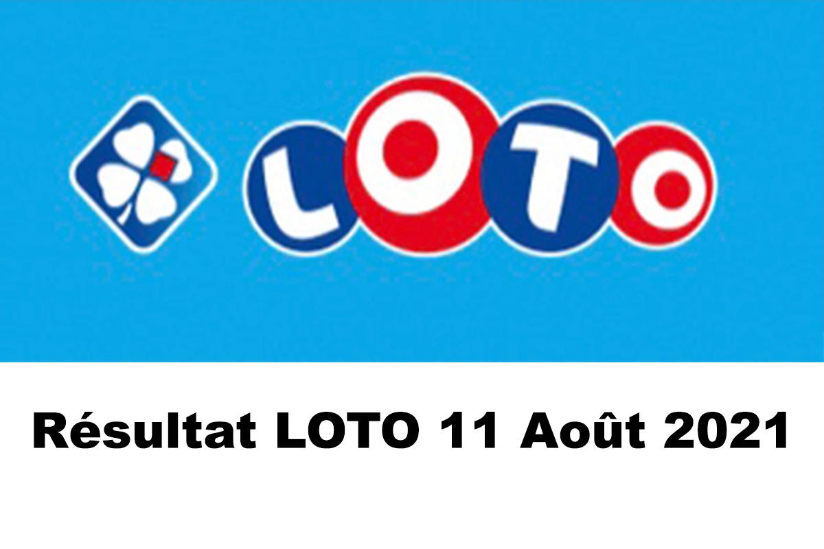 Resultat LOTO 11 Aout 2021 joker+ et codes loto gagnant
