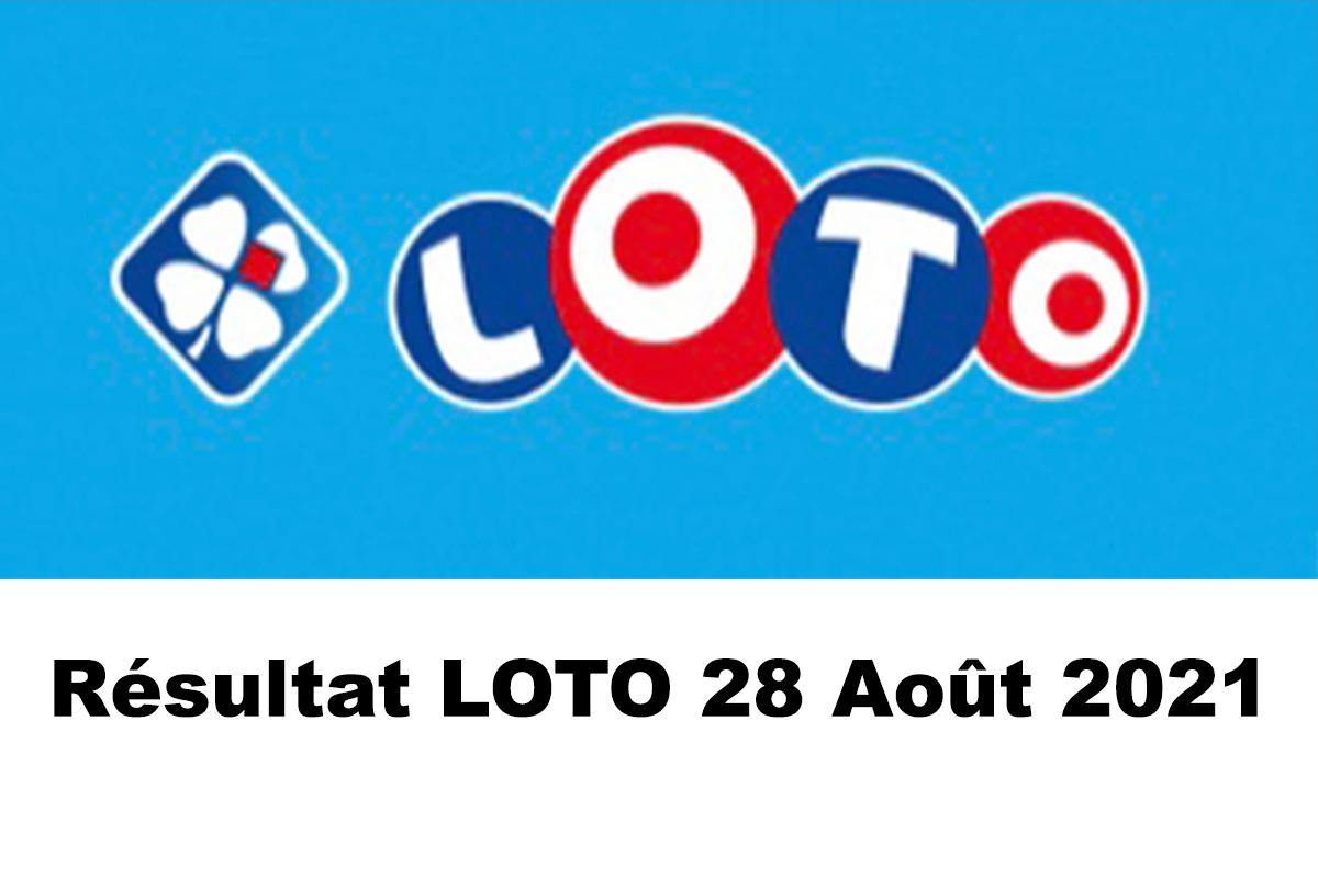 Resultat LOTO 28 Aout 2021 joker+ et codes loto gagnant
