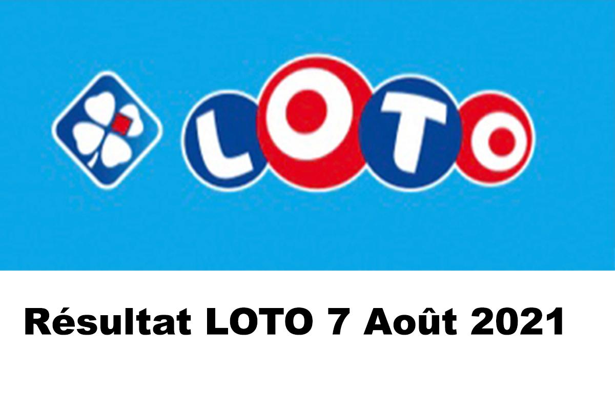 Resultat LOTO 7 Aout 2021 joker+ et codes loto gagnant