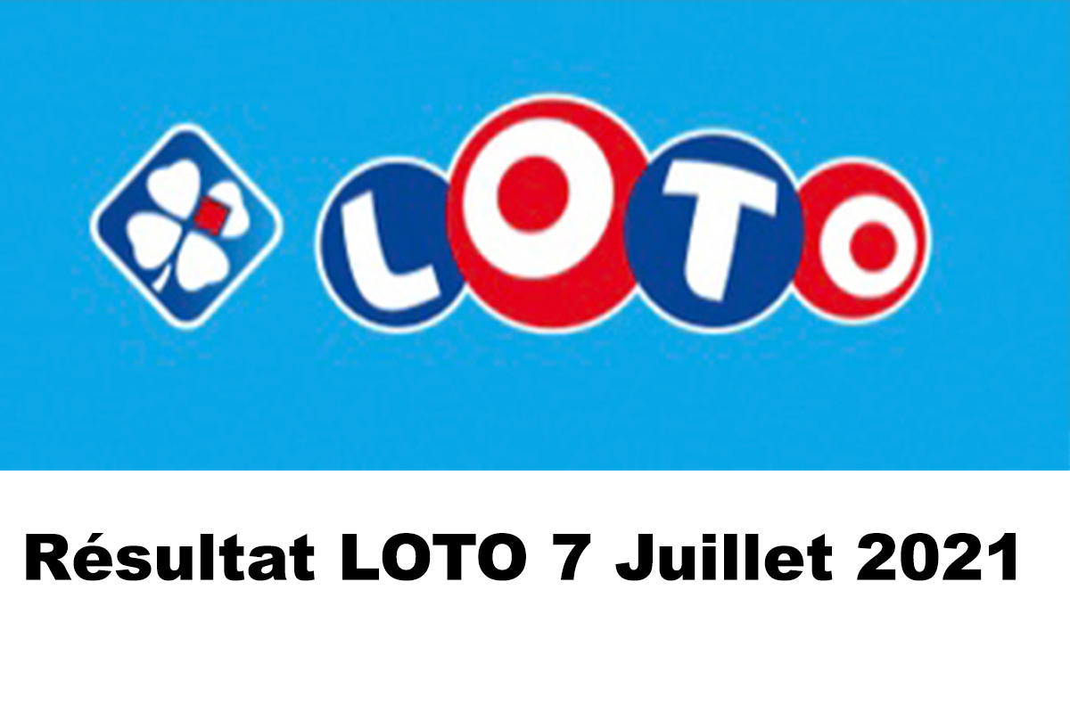 Resultat LOTO 7 juillet 2021 joker+ et codes loto gagnant