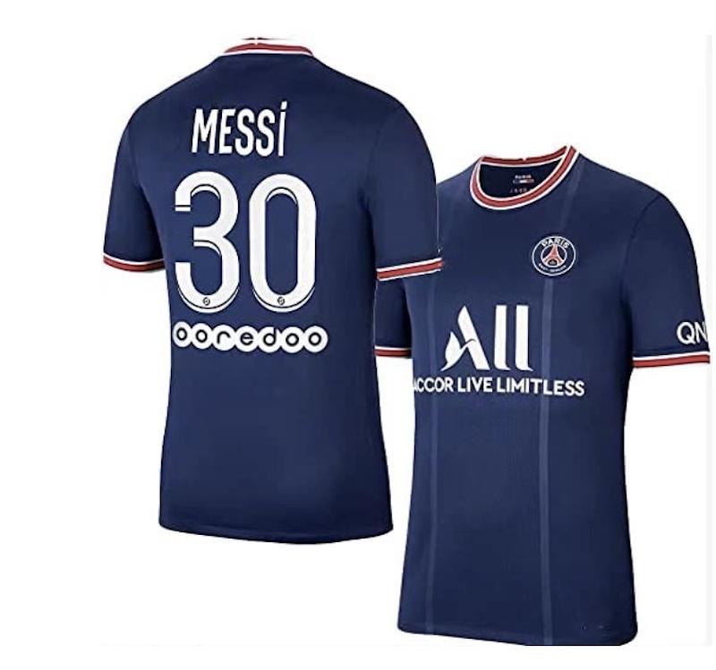 Messi Maillot PSG