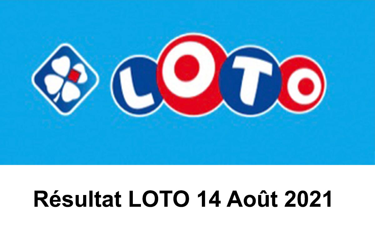 Resultat LOTO 14 Aout 2021 joker+ et codes loto gagnant