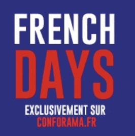 Conforama promo French Days 2021