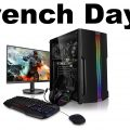 French Days Megaport PC Gamer Fixe