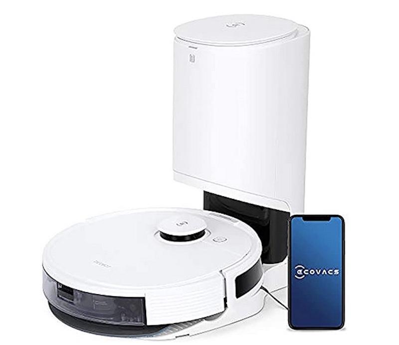 Aspirateur robot laveur Ecovacs Deebot N8+ en promotion