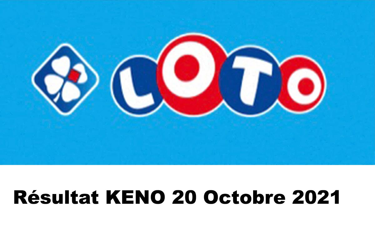 Resultat LOTO 20 Octobre 2021 codes loto gagnant et joker+