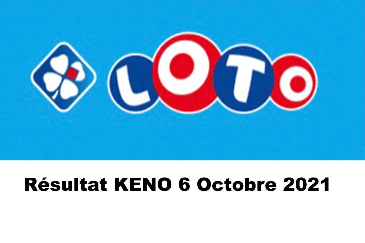 Resultat LOTO 6 Octobre 2021 codes loto gagnant et joker+